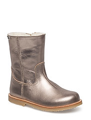 Infant - Winter zipper boot - ANTIQUE GOLD