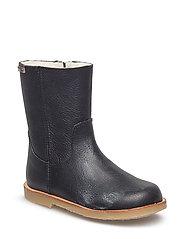 Infant - Winter zipper boot - BLACK