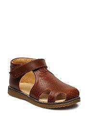 Infant - Boys sandal - COGNAC