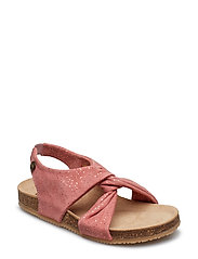 Girls - Cork Sandal - DUSTY ROSE