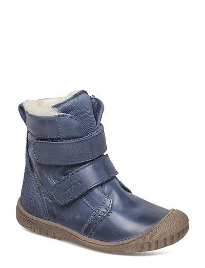 Unisex - Junior TEX boot - DARK BLUE