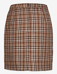 Moves - hani - korta kjolar - golden brown - 1