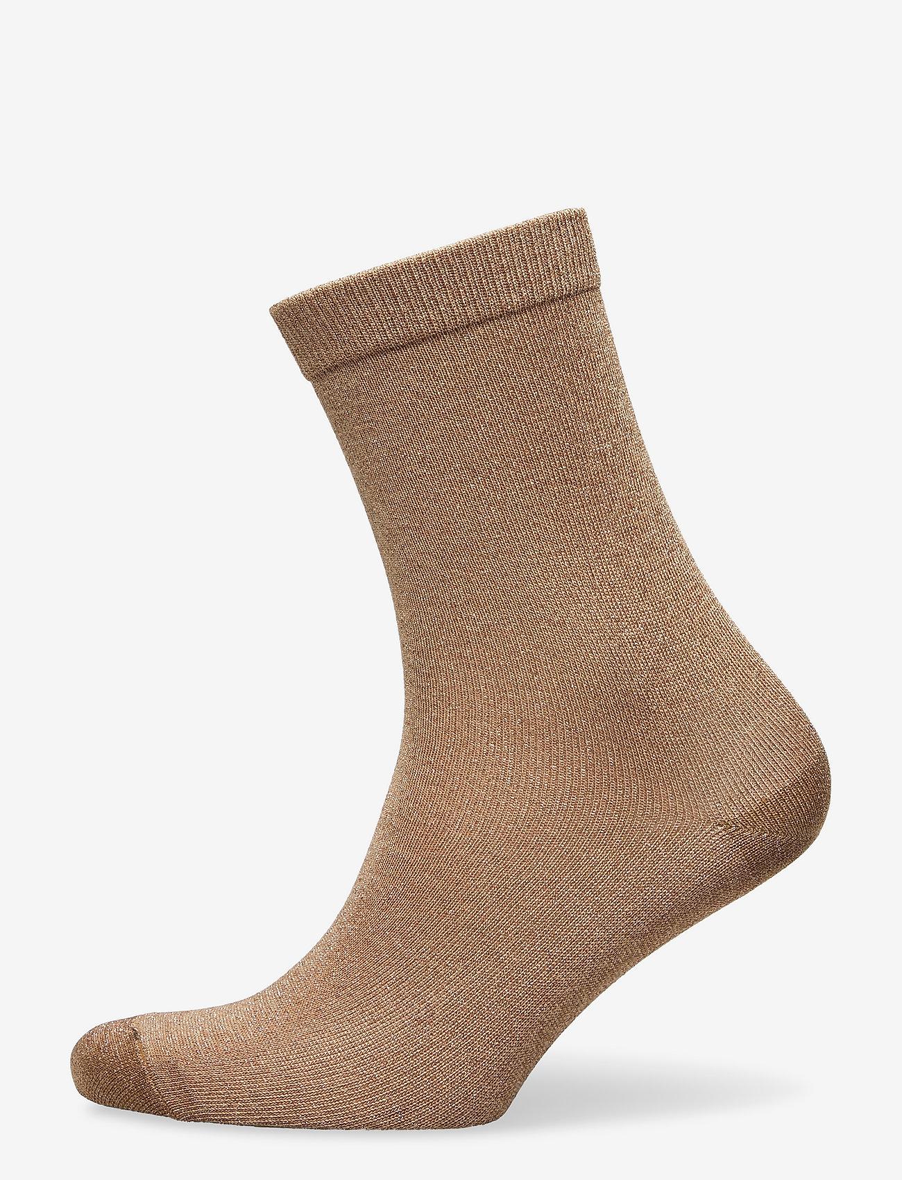 mp Denmark - Lulu glitter socks - apple cinnamon - 0