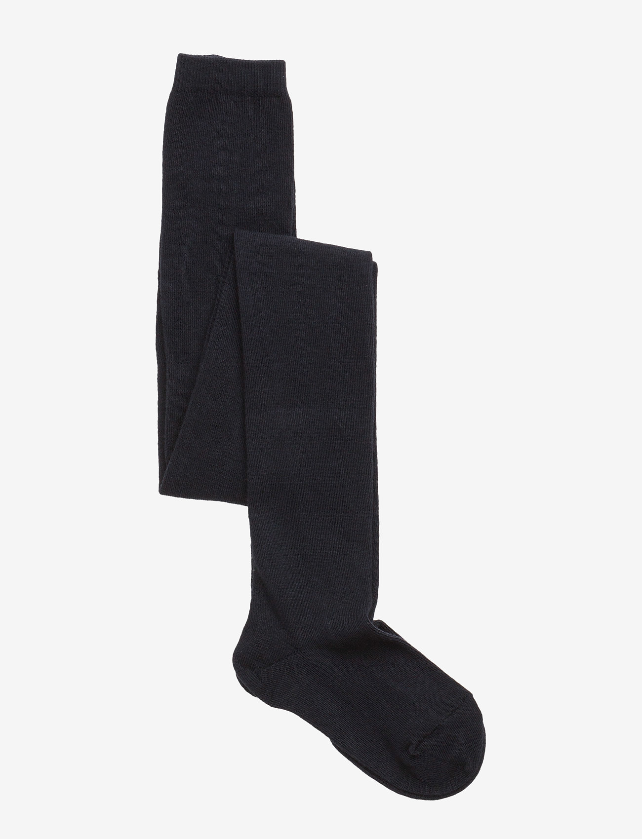 mp Denmark - Plain cotton tights - strømpebukser - 96/dark navy - 0