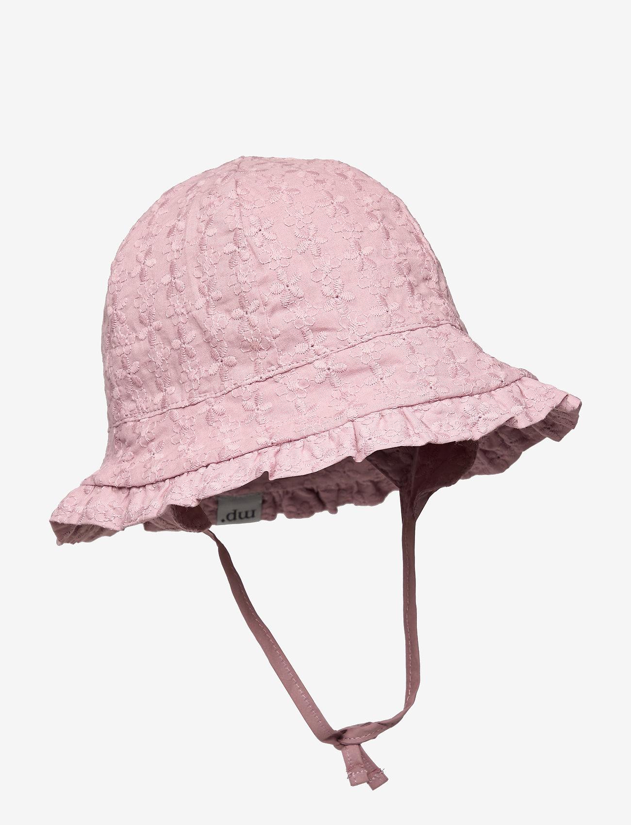 mp Denmark - FLORA BELL HAT - solhat - rose grey - 0