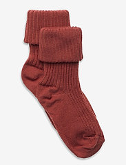 Anklesock 2/2 Pad Baby - RED