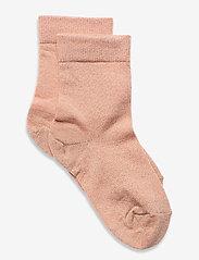 mp Denmark - Lulu glitter socks - skarpetki - orange - 0
