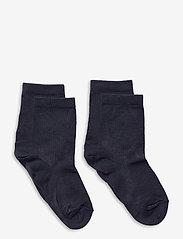 mp Denmark - 2-pack bamboo socks - skarpetki - blue - 0