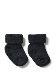 ANKLESOCK TERRY WOOL BABY