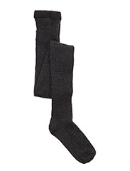 TIGHTS 5/1 PAD WOOL - 497/DARK GREY