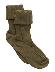 ANKLESOCK 2/2 PAD BABY - ARMY