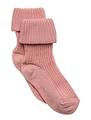 ANKLESOCK 2/2 PAD BABY - PEACH ROSE