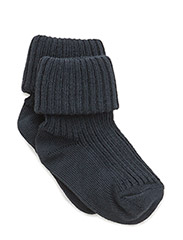 ANKLESOCK 2/2 PAD BABY - 142/INDI BLUE