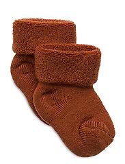 Baby terry wool socks - BOMBAY BRO
