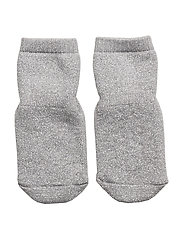 ANKLE CELINA SLIPPERS Weri - SILVER