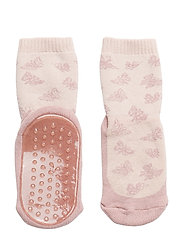 ANKLE TULIP SLIPPERS WERI - ROSE DUST
