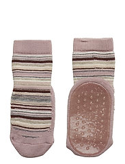ANKLE AIKEN- SLIPPERS SOLE - WOOD ROSE