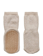 ANKLE CELINA TERRY/SOLE WERI - ROSE DUST