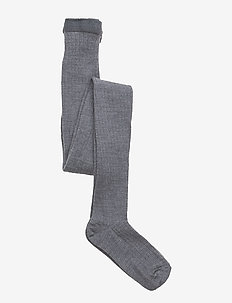 TIGHTS 5/1 PAD WOOL - 491/GREY MARL.