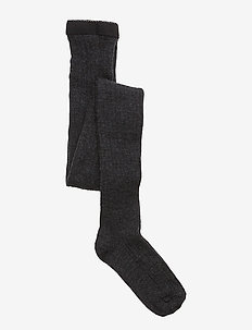 TIGHTS 5/1 PAD WOOL - strumpfhosen - 497/dark grey