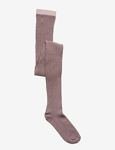 TIGHTS 5/1 PAD WOOL - GRAPE SHAK