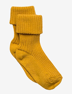 ANKLESOCK 2/2 PAD BABY - GOLDEN