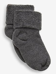 TIGHTS DAISY - strømpebukser - dark grey