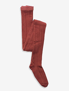 Sofia tights - rajstopy - red