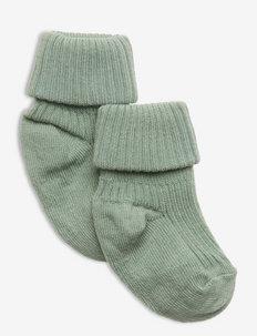 Anklesock 2/2 Pad Baby - strømper - green