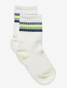 Aksel socks - skarpetki - beige