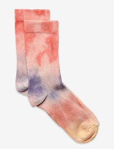 Maja tie dye socks - skarpetki - yellow