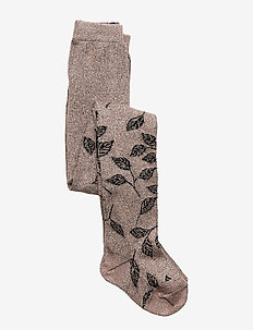 TIGHTS LUPINE - ROSE GREY