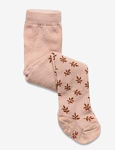TIGHTS ELSIE - strømpebukser - rose