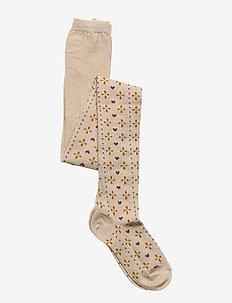 TIGHTS ANINE - strømpebukser - beige
