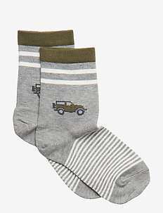 ANKLE ROAD TOWN - GREY MARL.