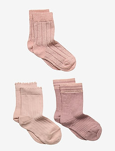 ANKLE ABBY 77180-77181-77182 - ROSE DUST