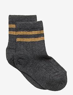 ANKLE BENN - socks - dark grey