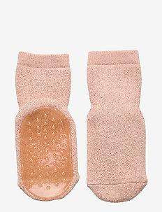 ANKLE CELINA SLIPPER WERI - socks - soft coral