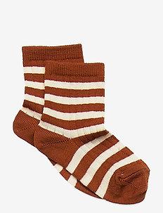 ANKLE ELIS - strømper - brown