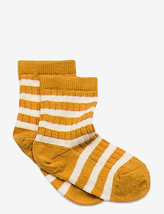 ANKLE ELIS - strømper - gold