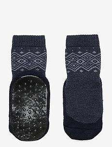 ANKLE BOBBIE TERRY/SOLE WERI - non-slip sokker - blue