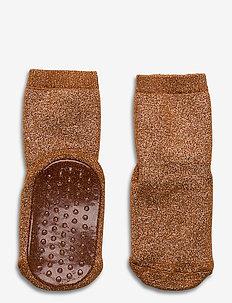 ANKLE CELINA  TERRY/SOLE WERI - non-slip sokker - rust