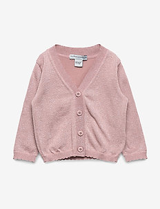CARDIGAN - cardigans - wood rose