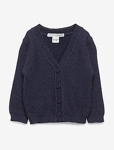 BOYS CARDIGAN - NAVY
