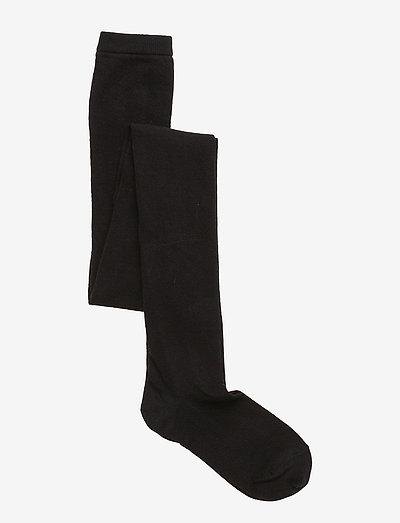 Cotton tights - rajstopy - 8/black