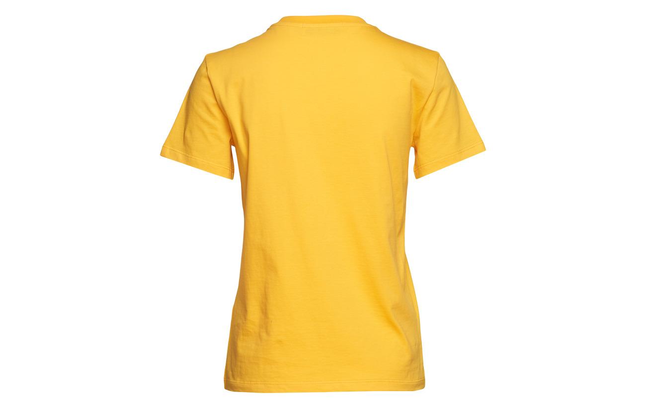 100 T Msgm Coton shirt Pink pqqxcR7wU