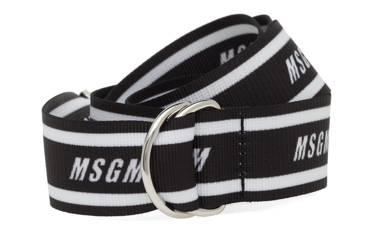 MSGM Belt - BLACK
