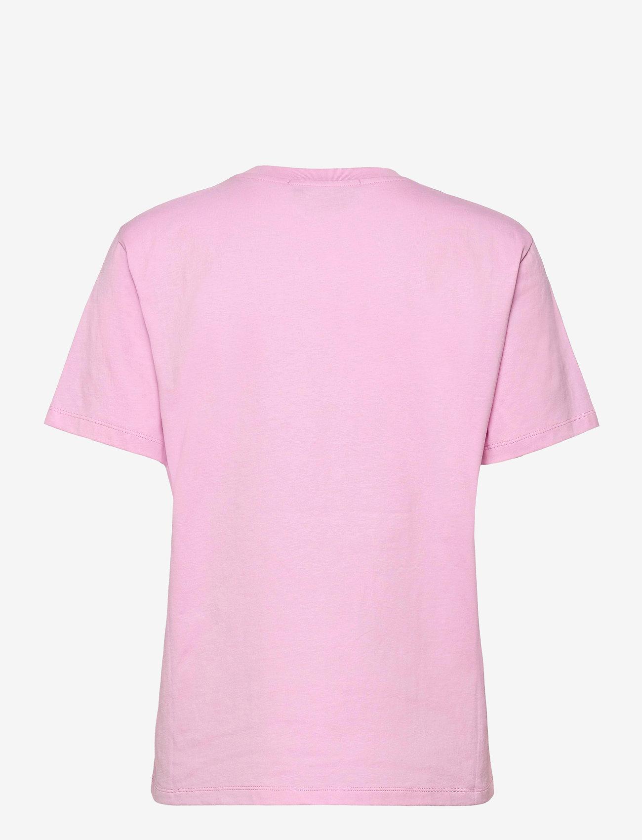 MSGM - T-SHIRT/T-SHIRT - t-shirts - pink - 1