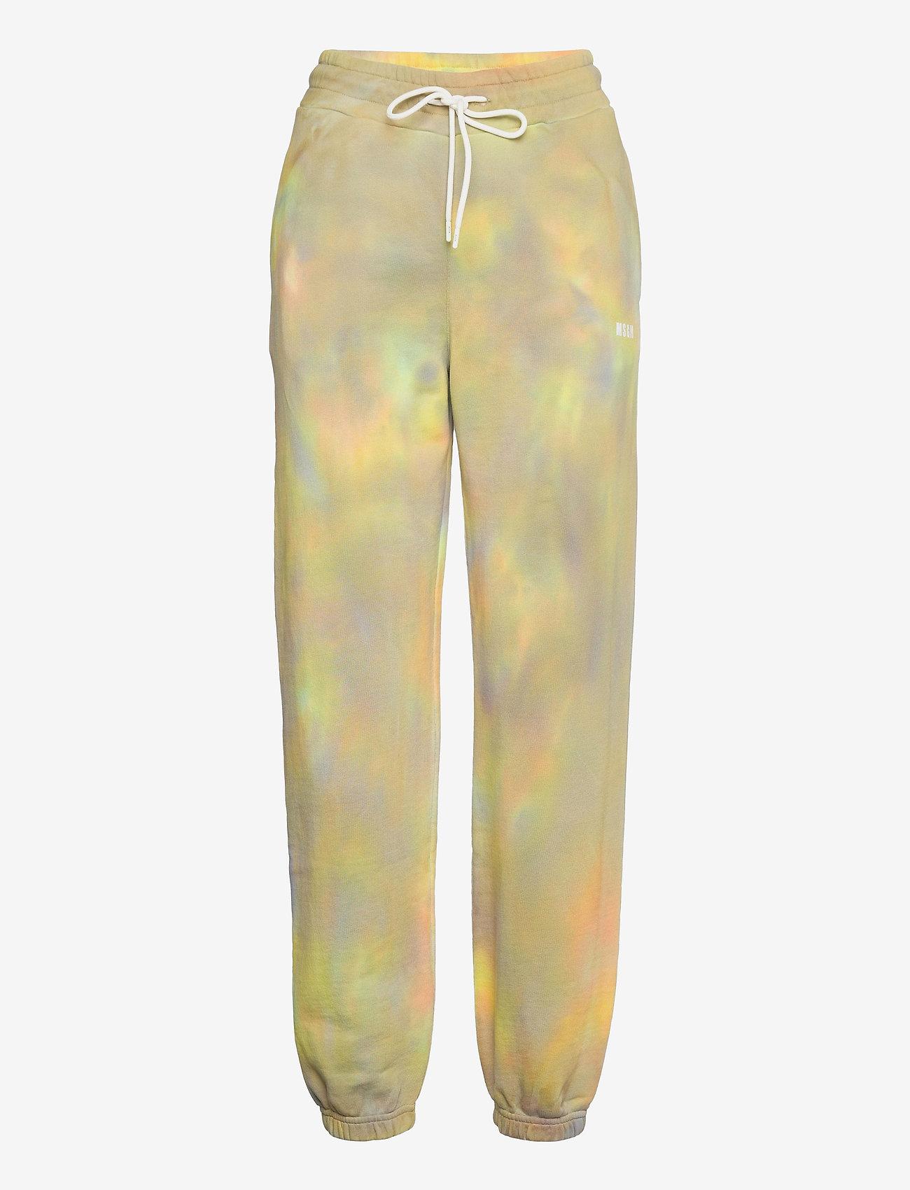 MSGM - PANTALONE/PANTS - sale - multi coloured - 0