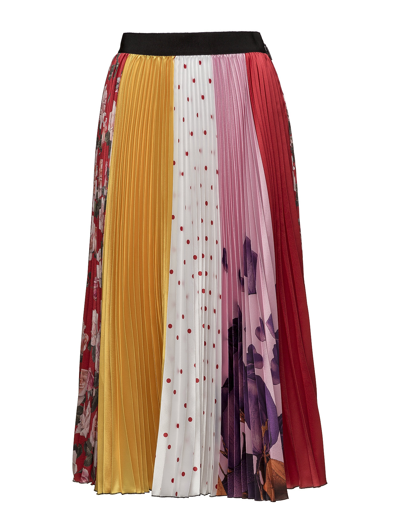 MSGM SKIRT - MULTICOLORED
